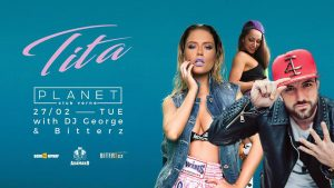 Planet Club - Varna - Tita & Biterzzz @ Varna | Varna | Bulgaria