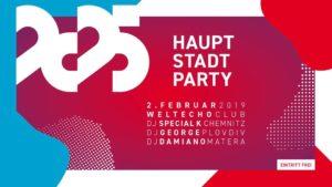 Club Weltecho - Германия - Chemnitz