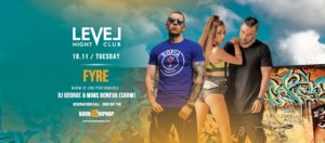 Club Level - Blagoevgrad ft. FYRE