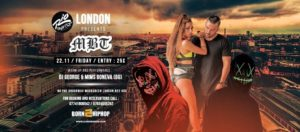 RIO CLUB - LONDON - MBT + MIMS BONEVA