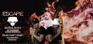 Club Escape - Пазарджик ft. Murda Boyz