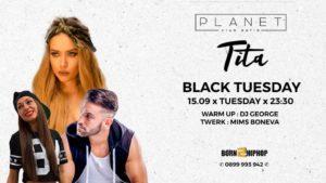 Planet Club - Sofia wt. TITA