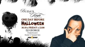 Halloween at Kaya by Budas