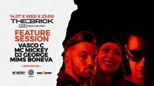 The Brick Port - Varna - Vasco C x MC Mickey x Mims Boneva